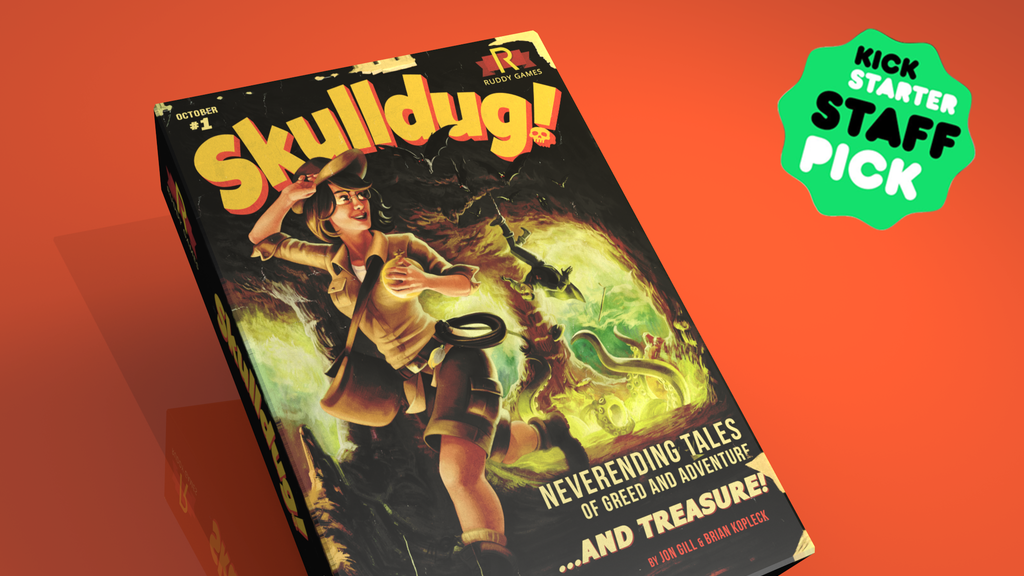 Skulldug! project video thumbnail