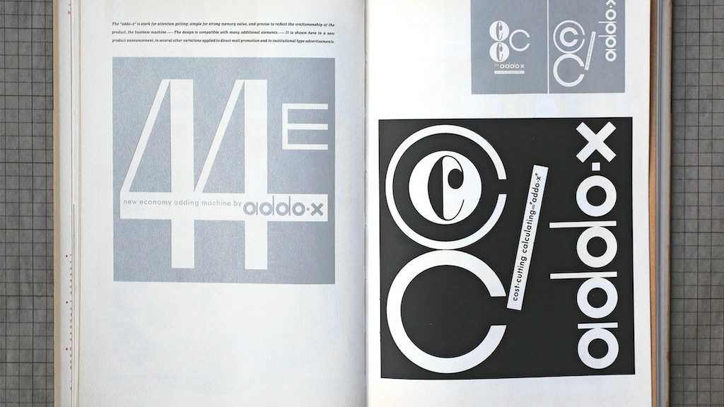 Ladislav Sutnar: Visual Design in Action - Facsimile Edition project video thumbnail