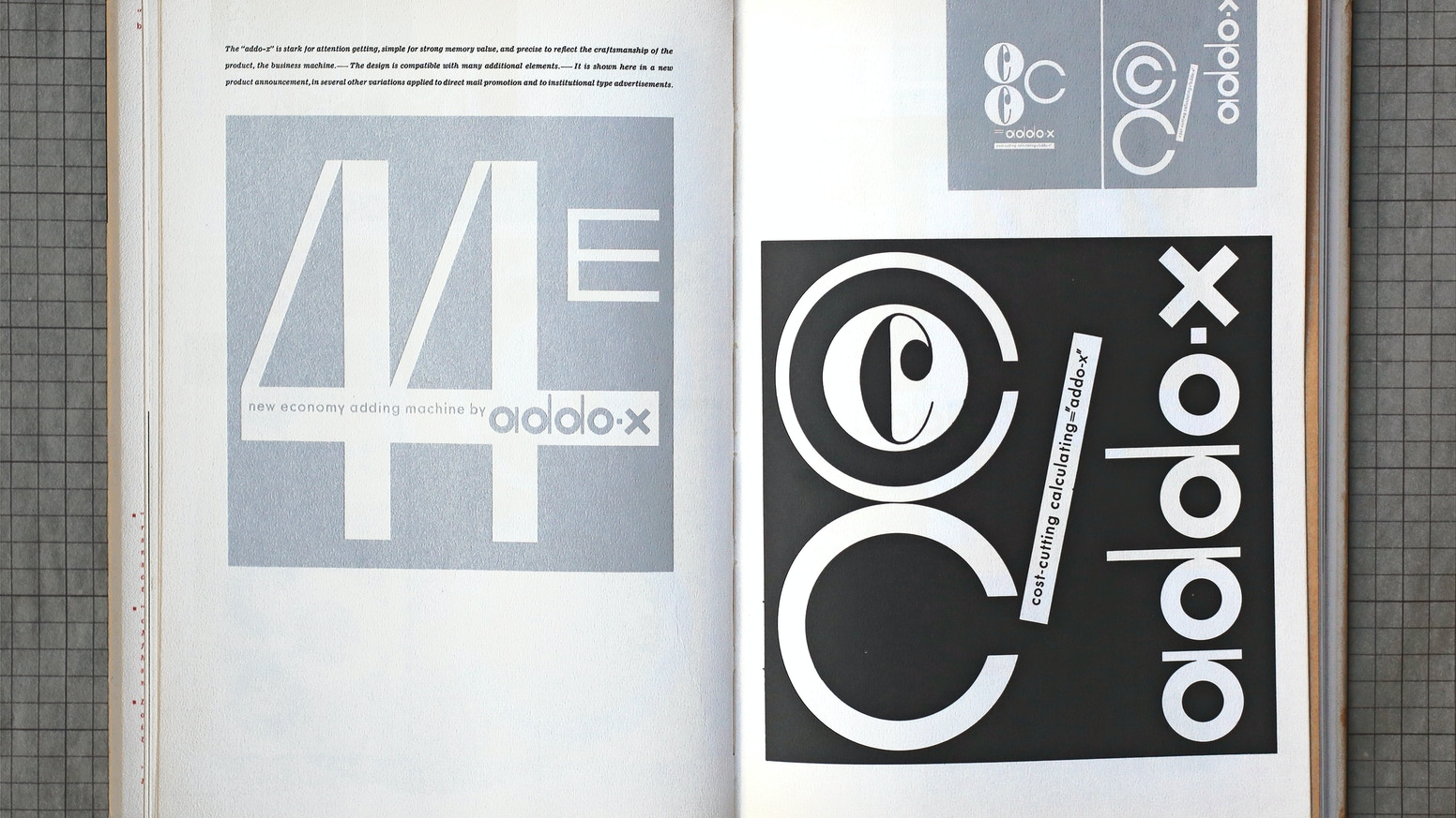 Facsimile reprint of an iconic 1961 book by modernist graphic designer and pioneer of information design Ladislav Sutnar
