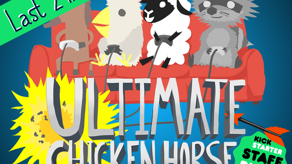 Ultimate Chicken Horse project video thumbnail