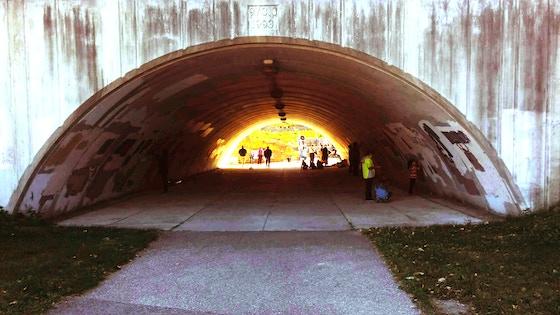 Shakopee Holmes Tunnel Mural