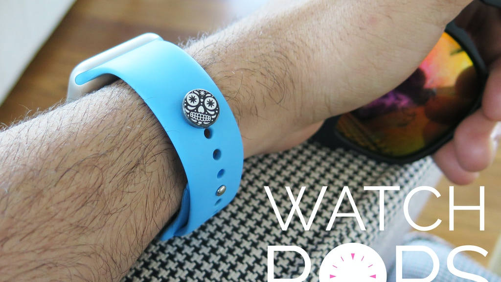 WatchPops: Bling for Apple Watch project video thumbnail