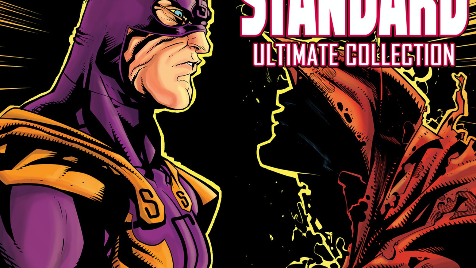 Two generations of heroes collide in the definitive 200+ page collection of the award-winning series.