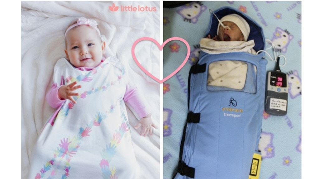 Little Lotus: help your baby rest, give to a baby in need project video thumbnail