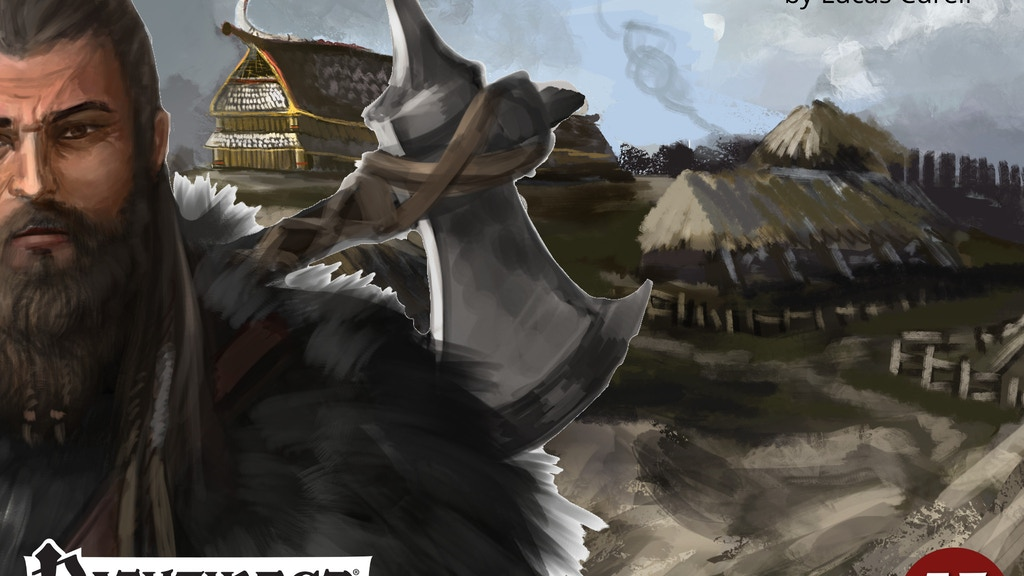 Yrisa's Nightmare, an RPG adventure for Pathfinder and 5e project video thumbnail