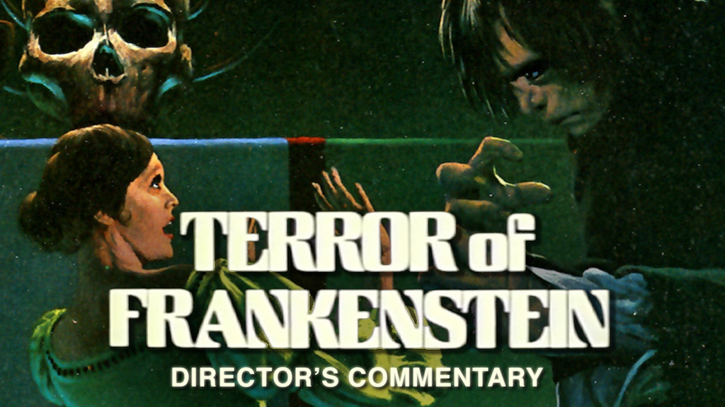 Director's Commentary: Terror of Frankenstein project video thumbnail