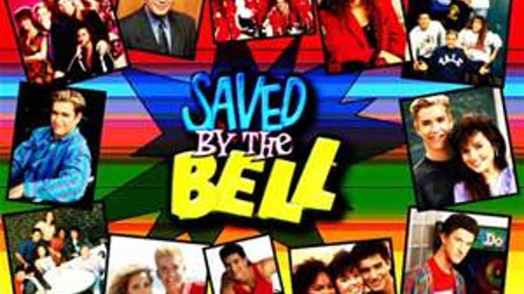 Project image for SAVED BY THE BELL: Bayside High School BOARD GAME