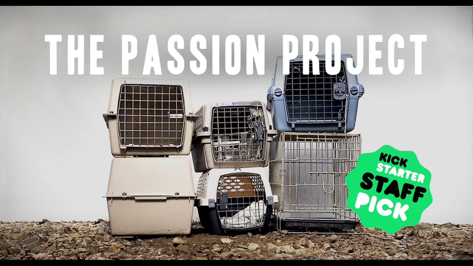 100% FUNDED! Filmmaker sets out to make a documentary about Animal Rescue and ends up turning the camera on herself.