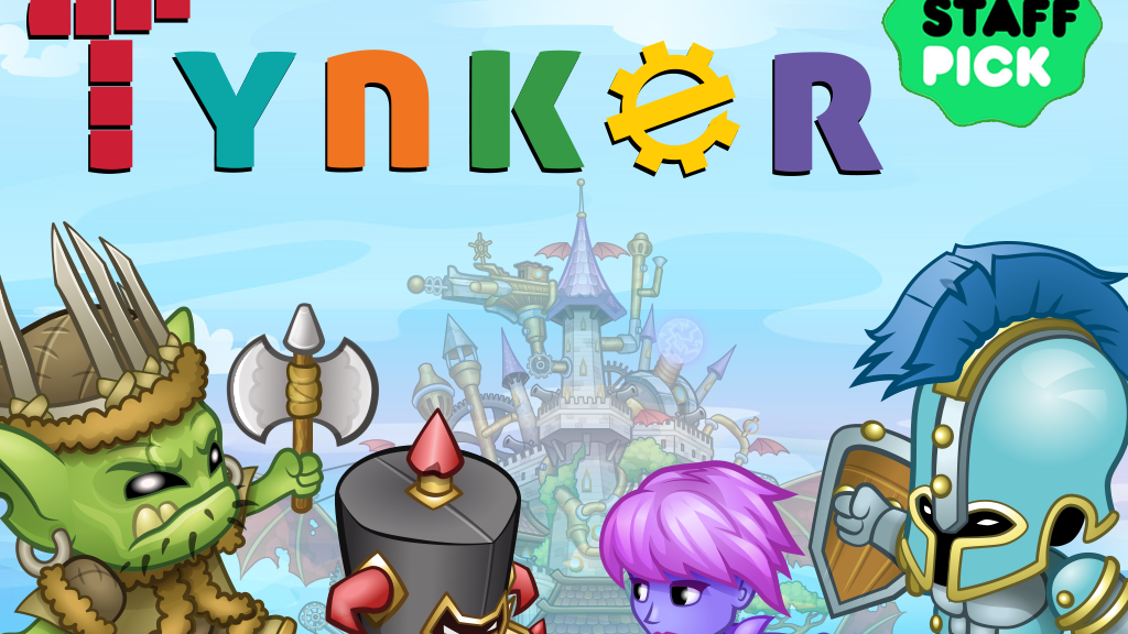 Tynker: Let Any Child Create Mobile Games project video thumbnail