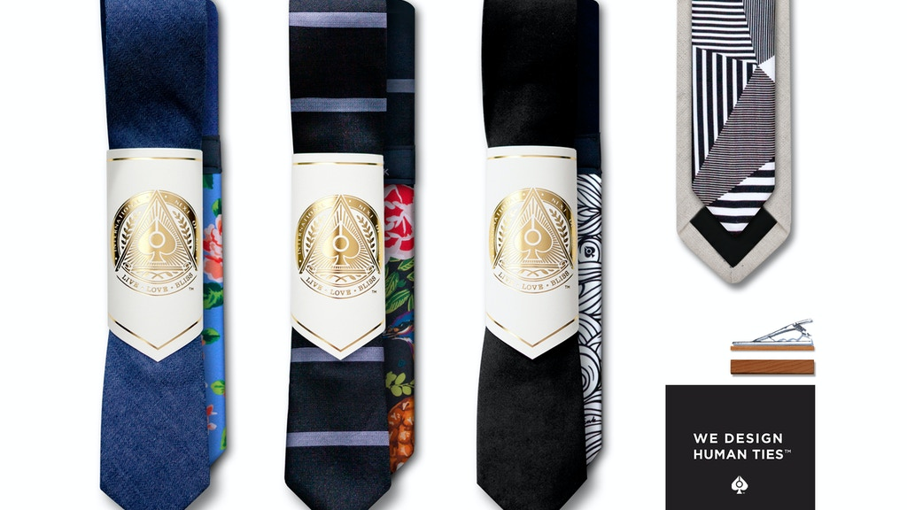 INK Menswear | Change your tie. Amp your style. project video thumbnail