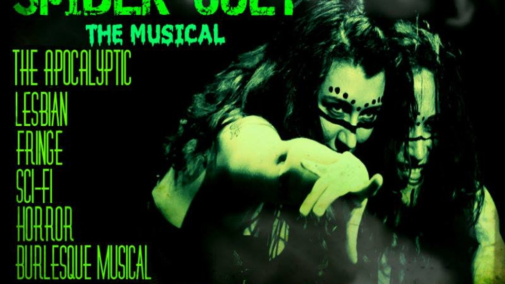 Spider Cult: the Musical project video thumbnail