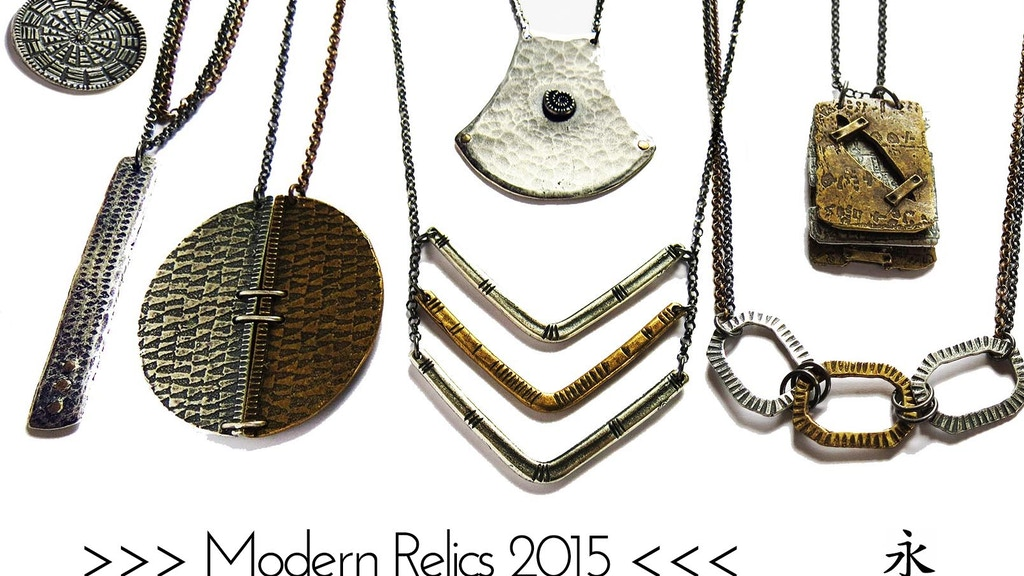 Modern Relics 2015 project video thumbnail