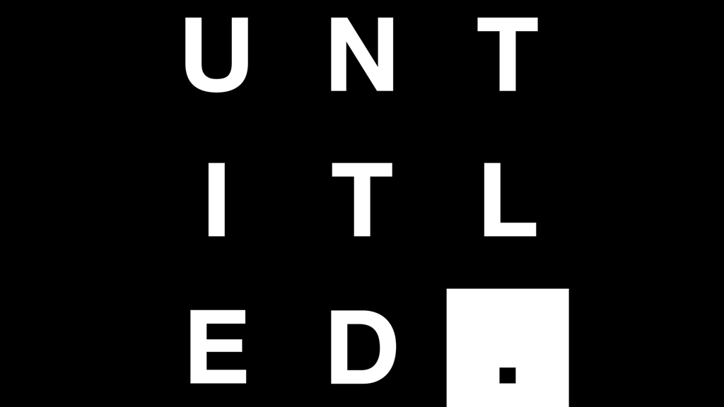 'UNTITLED.' BA (HONS) PHOTOGRAPHY EXHIBITION 2015 project video thumbnail