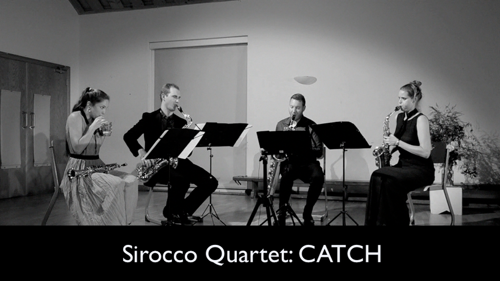 SSQ CD release: 5 modern classical works by living composers project video thumbnail