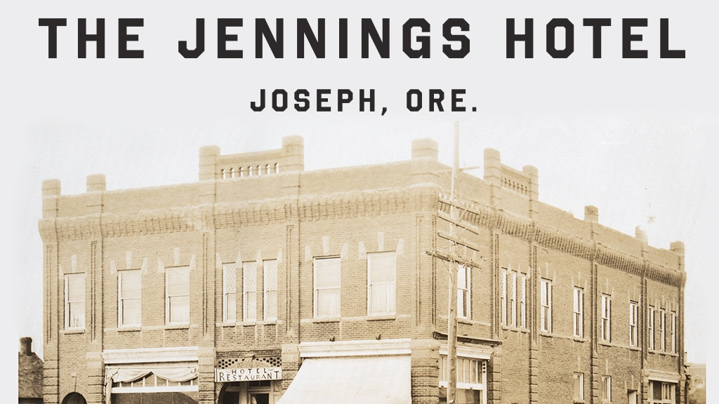 THE JENNINGS HOTEL – The Hotel That Kickstarter Built project video thumbnail