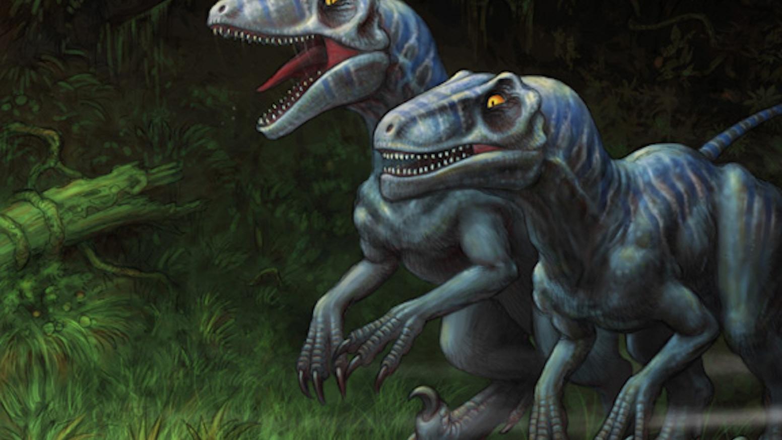 Dinosaur Galaxy Trading Cards By Kurt Kuersteiner —Kickstarter