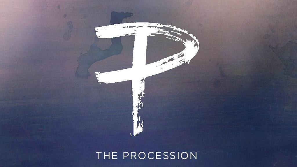 The Procession's Debut EP project video thumbnail