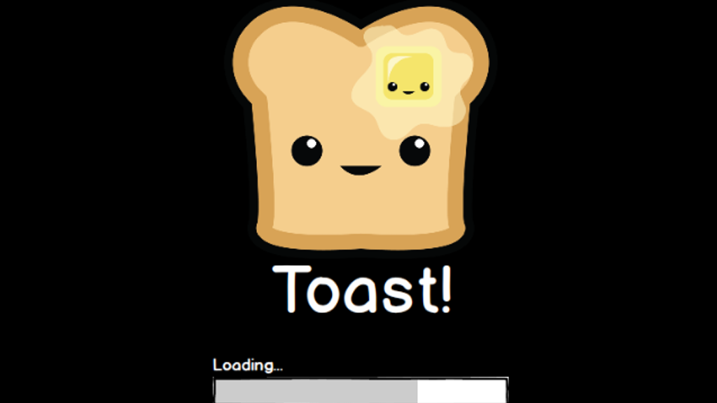 Project image for Toast! - Late to school.