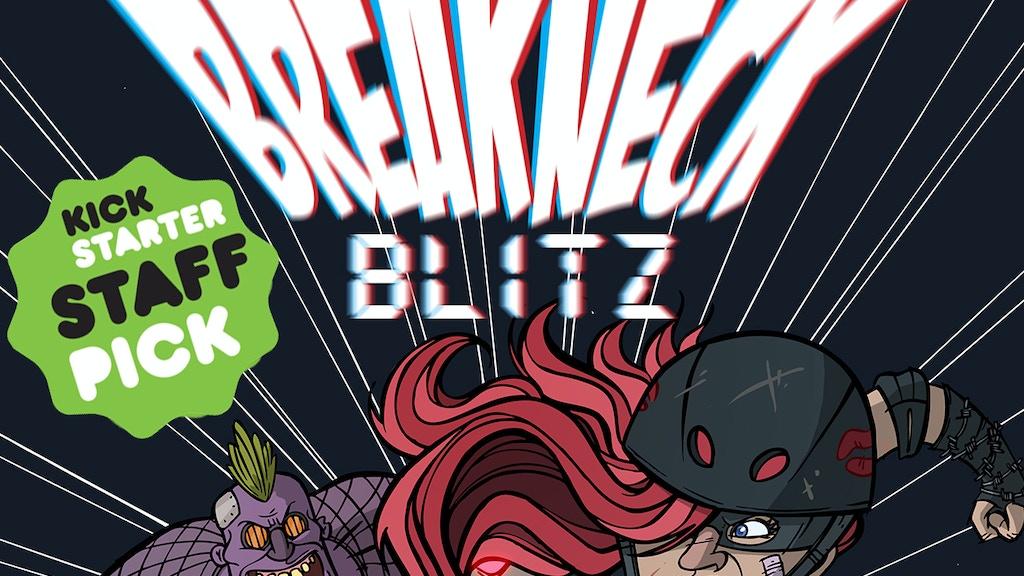 Breakneck Blitz project video thumbnail