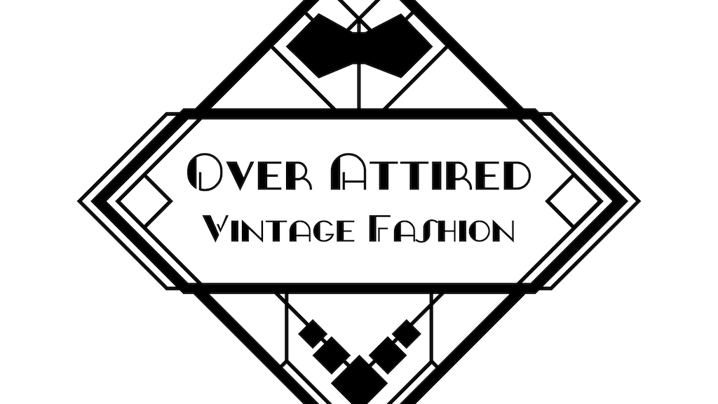 OverAttired Vintage Fashion project video thumbnail