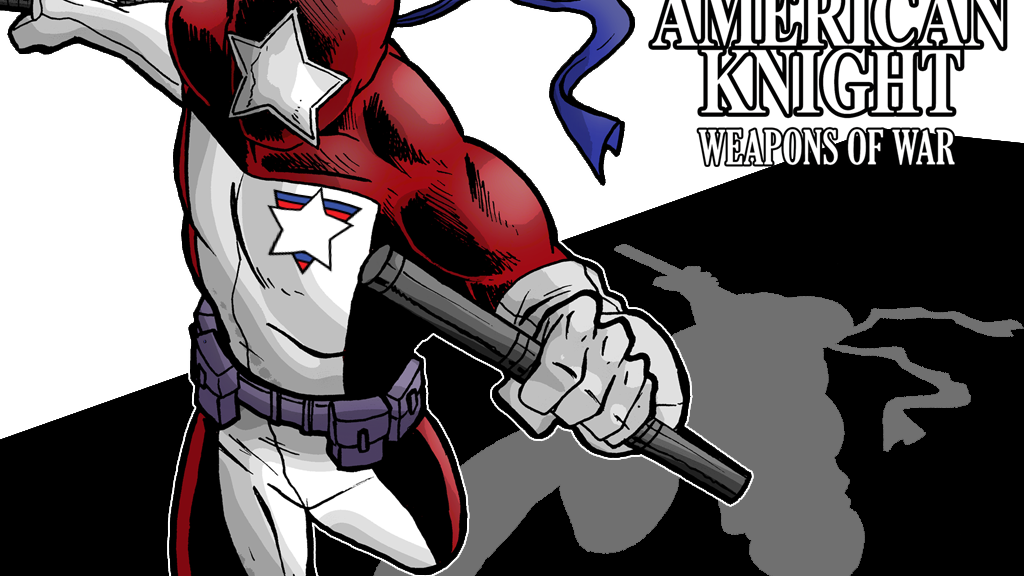 Project image for Comic Premiere: American Knight
