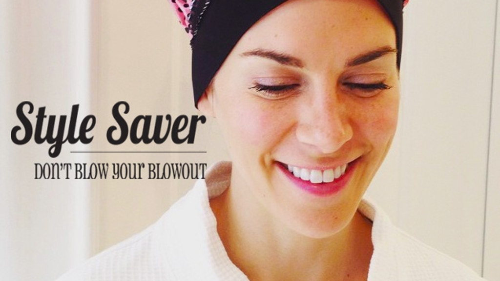Style Saver: The best shower cap on Earth. project video thumbnail
