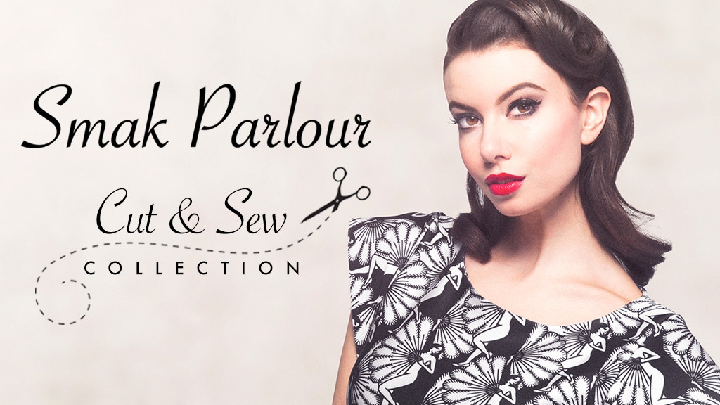Smak Parlour Collection: Prints Just Want to Have Fun! project video thumbnail