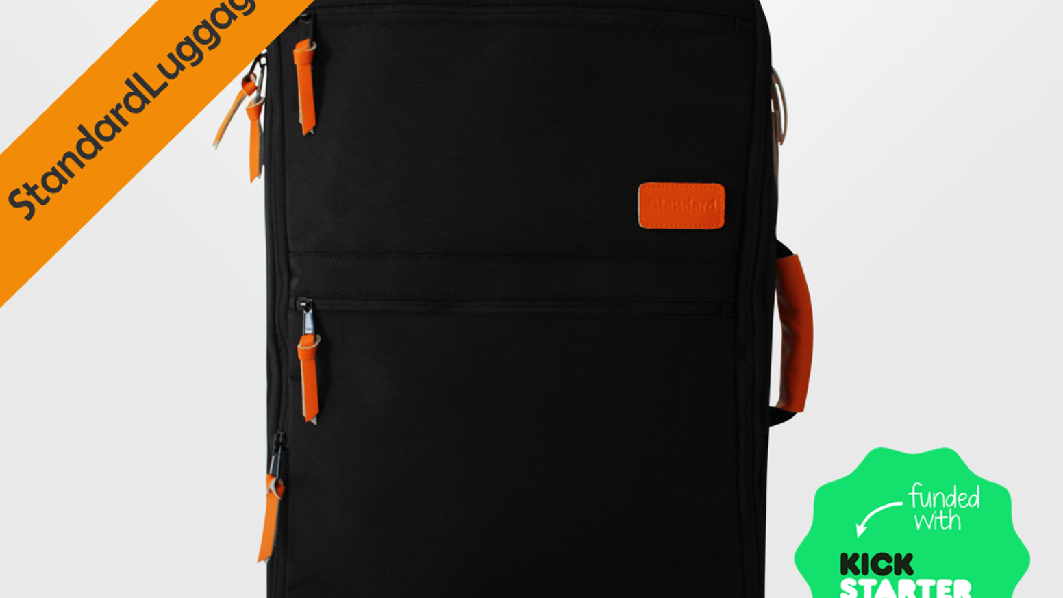 Finally! A bag for today's global traveller: A versatile companion to carry all of your essentials, and keep you happy and productive. Introducing Standard's Carry-on Backpack