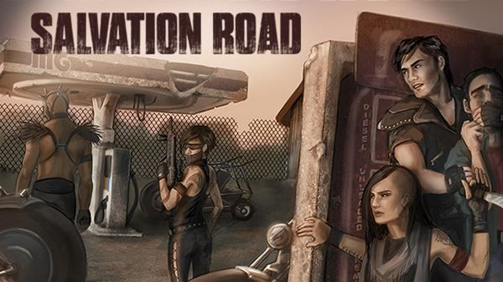 Salvation Road project video thumbnail