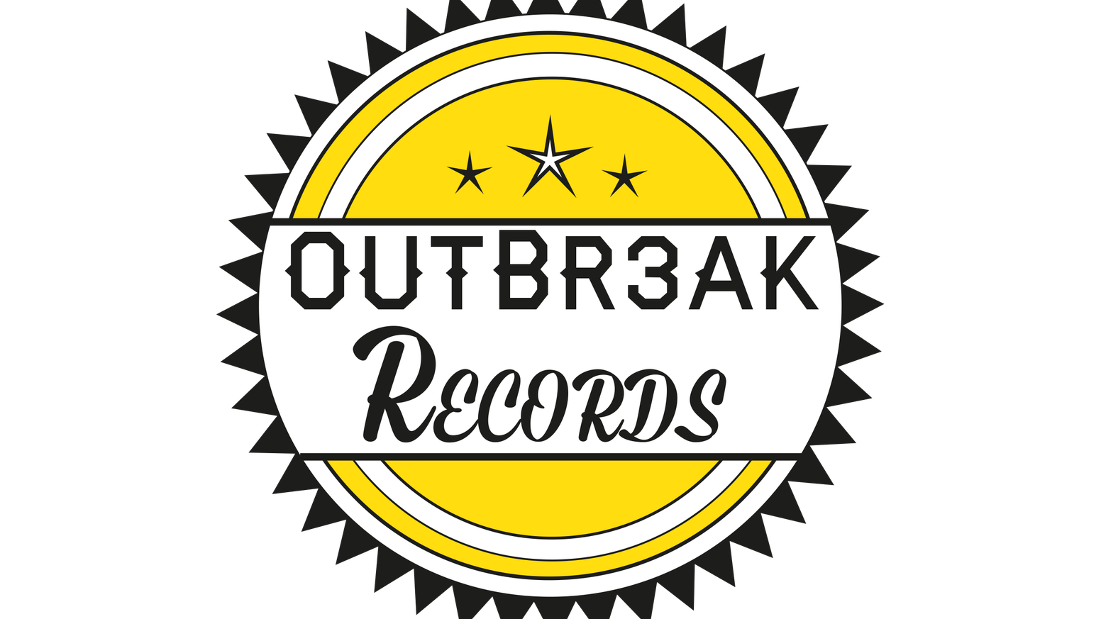 Outbreak Records is the Record label set up by the Music students of Croydon College School of Art.