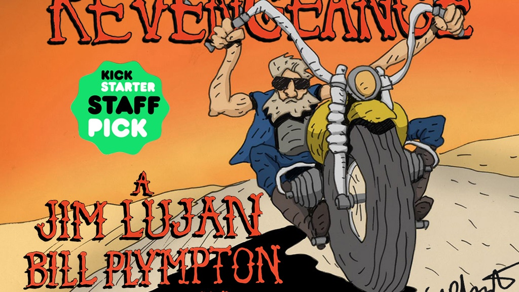 Bill Plympton's REVENGEANCE - An Animated Feature Film project video thumbnail