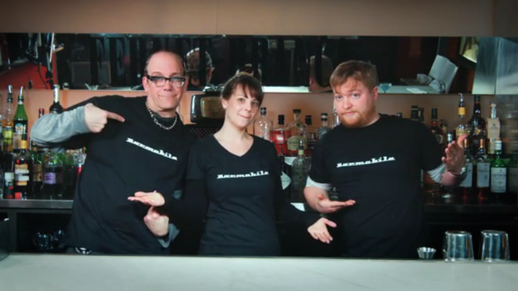 The Barmobile: Boston's Mobile Cocktail Catering Company project video thumbnail
