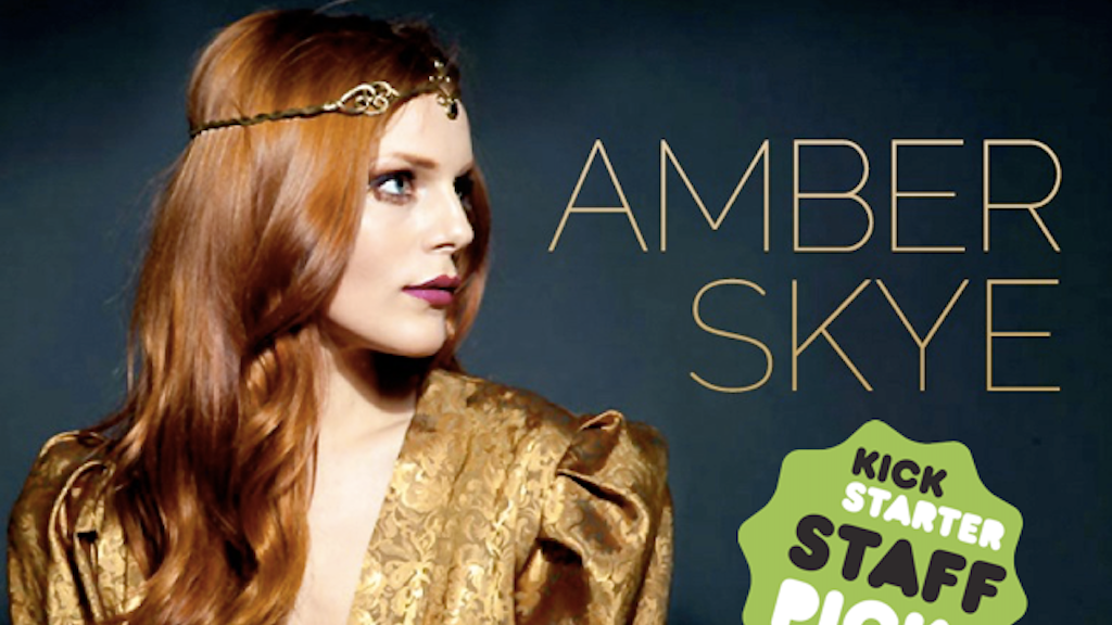 AMBER SKYE: RIVERS EP project video thumbnail