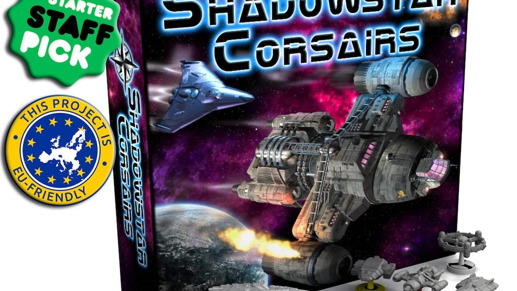 Shadowstar Corsairs project video thumbnail