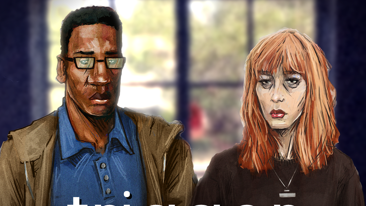 An interactive story (visual novel) told from the perspective of a survivor realizing she has PTSD.