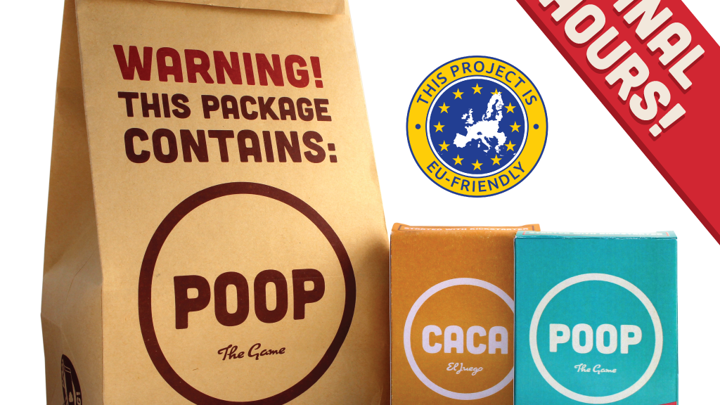 POOP IN A BAG project video thumbnail
