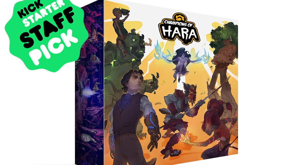 Champions of Hara project video thumbnail