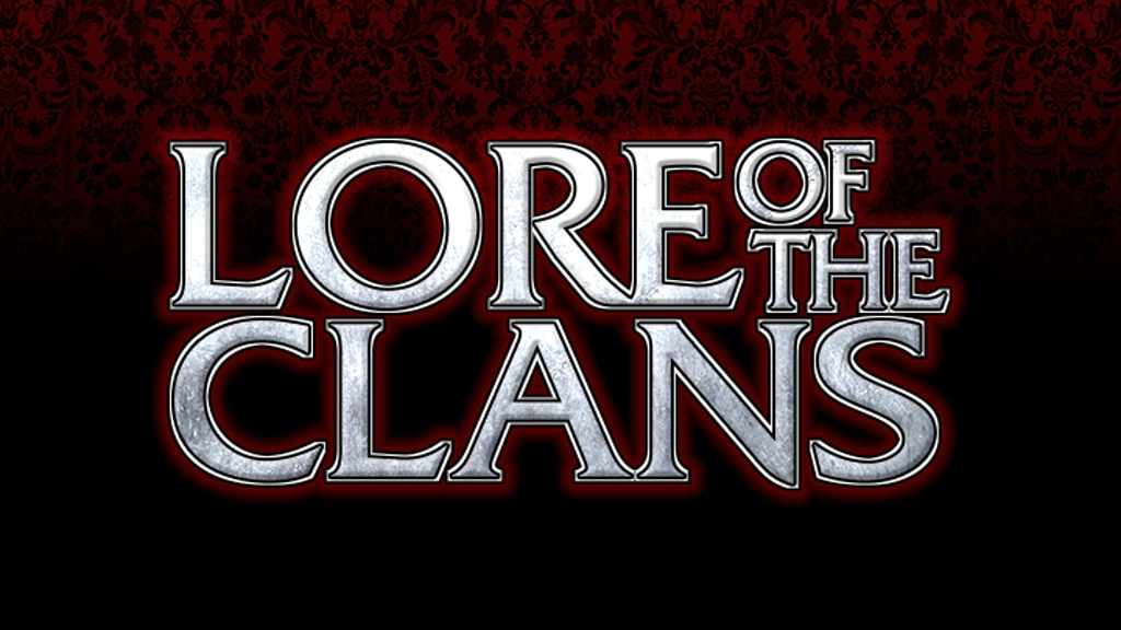 Deluxe V20 Lore of the Clans project video thumbnail