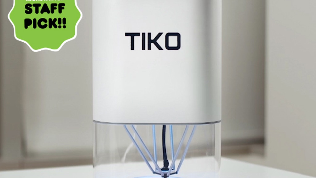 Tiko - The Unibody 3D Printer project video thumbnail