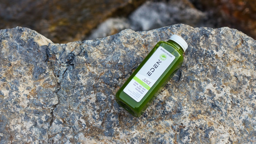 Drink Eden: Cold-pressed from differently shaped produce project video thumbnail