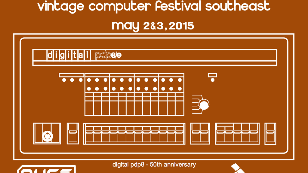 Help fund the Vintage Computer Festival Southeast 3.0! project video thumbnail