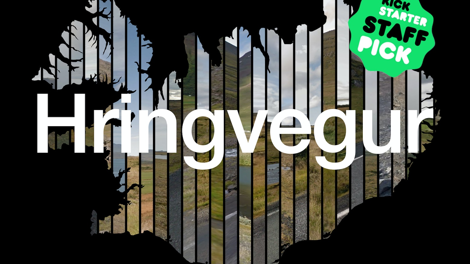 Feature length time-lapse video & audio collage of Iceland's diverse landscape via the Hringvegur (Ring Road) that circles the island.