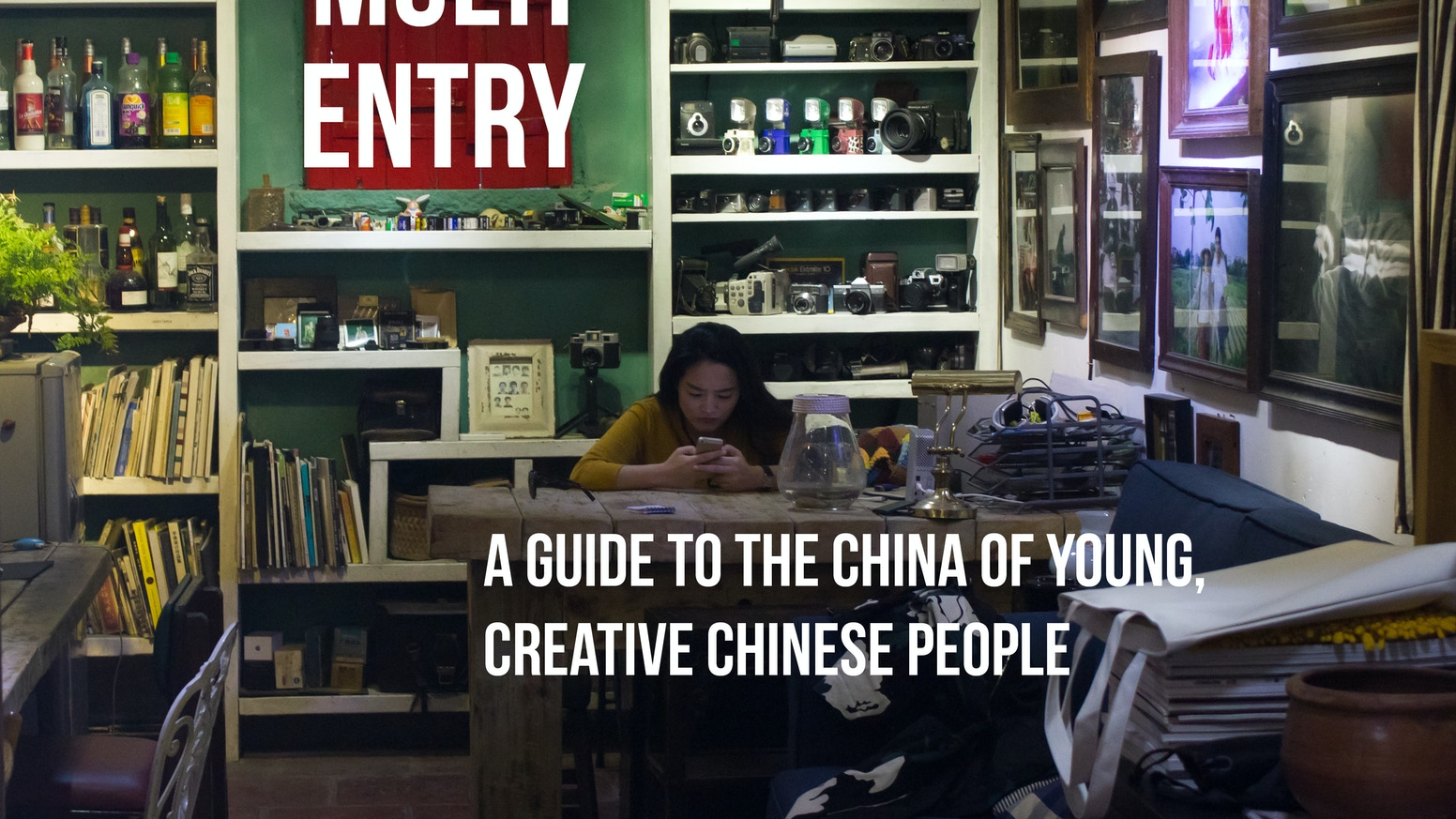 A multimedia collection of stories, interviews, and guides that vibrantly portrays the lives and worlds of young Chinese creatives.