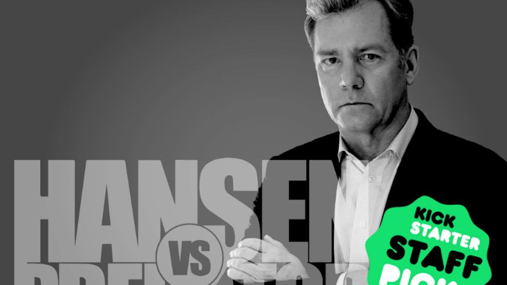 Hansen vs. Predator project video thumbnail