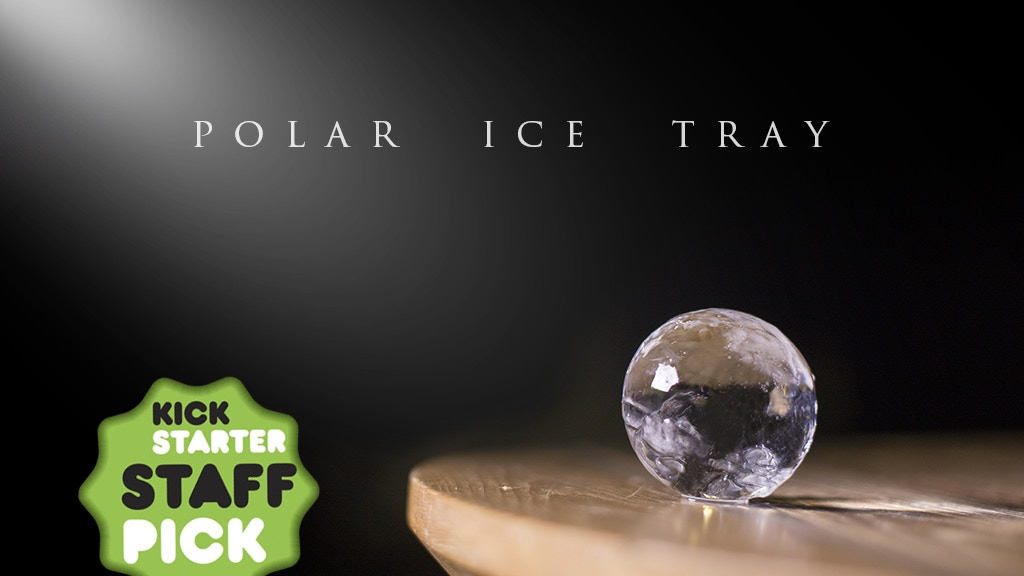 Polar Ice Tray: The Perfect Ice for the Perfect Drink! project video thumbnail