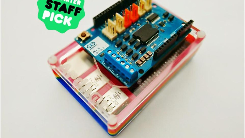 Ardhat: Smart Power, Robotics and IoT for Raspberry Pi project video thumbnail