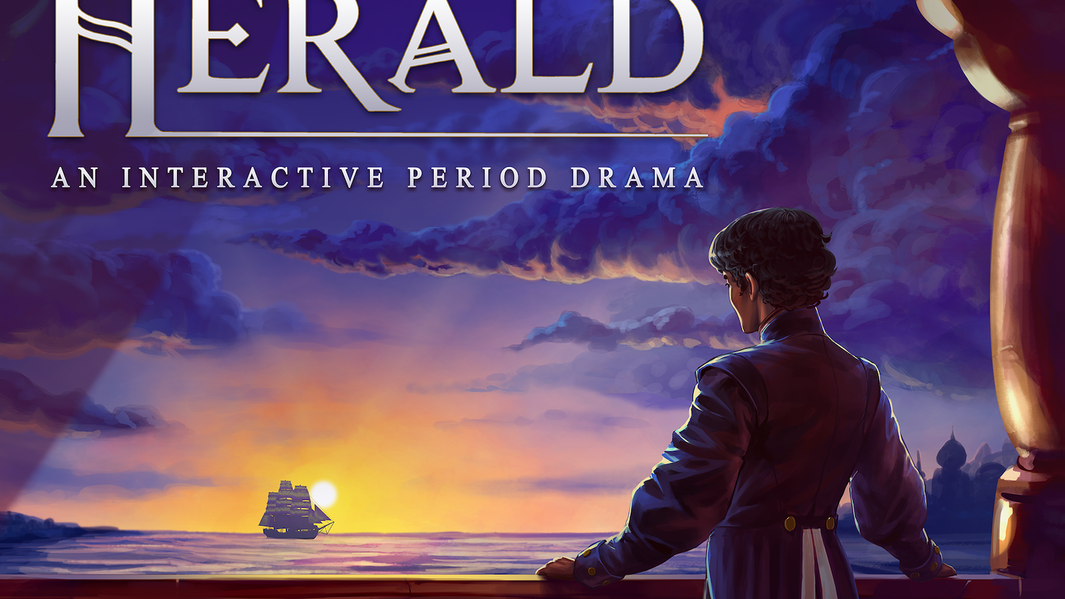 Herald is an interactive period drama about colonialism. A choice-driven, 3D point and click adventure game for PC, Mac and Linux.