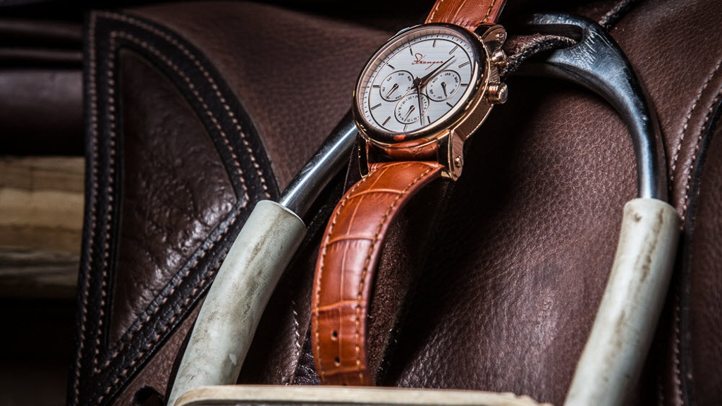 Stranger Watches - Thoroughbred Timepiece Collection project video thumbnail