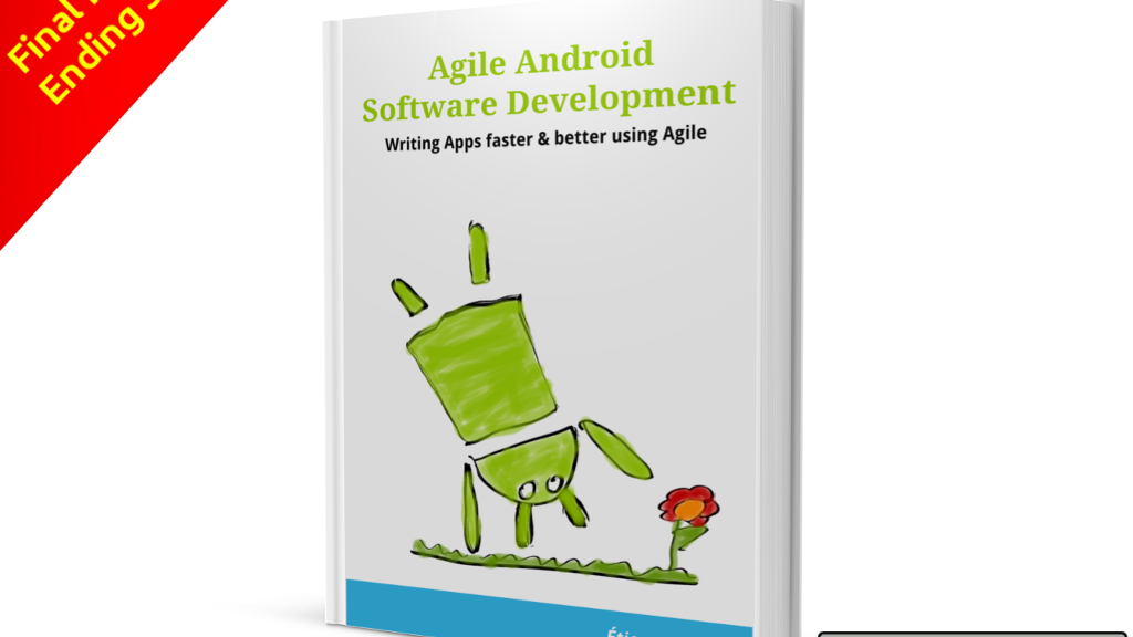 Agile Android Software Development - A Creative Commons book project video thumbnail