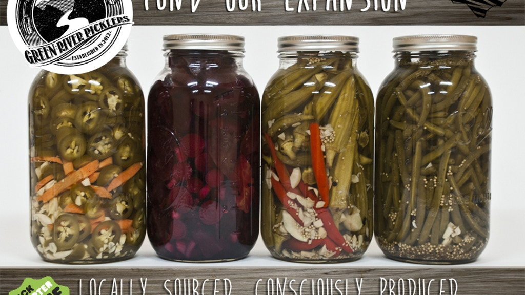 Green River Picklers Can Pickle That (with your help)! project video thumbnail